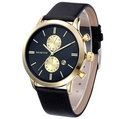 >> Click to Buy << New Fashion Waterproof Quartz Wrist Watches Men Luxury Brand Leather Strap Wristwatch Casual Watch Relogio Male Reloj Clock Men #Affiliate