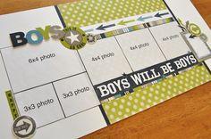 from http://www.scrapbookgeneration.blogspot.co.uk/ boys+will+be+boys.JPG (800×532)