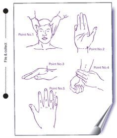 how to find pressure points to cure headaches healthy lifestyle