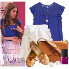 Violetta #1