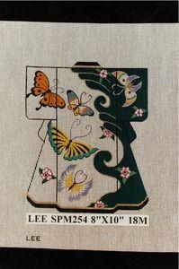 Lee's Needle Arts SPM254 Kimono, 8in