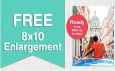 Two Mom Deals: Walgreens FREE 8 x 10 photo