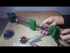 Montaje Eje X Impresora 3D RepRap