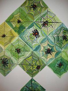 Hämä-hämä-häkki kiipes' langalle