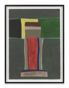 ART BLOG ART BLOG: Robin Bruch: Major Works on Paper 1972 - 1985 at MATHEW Opening: September 14th