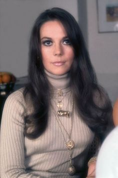 Natalie Wood: so some of today's most popular style+beauty trends are from the 70's?
