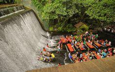 The Labassin Waterfa