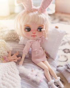 #blythe #blythedoll #doll #ranrancustom #ransilentnight #hellojingjing