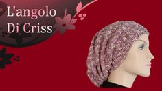 "Cappello all'uncinetto  ""Spire"" -  crochet hat -  boina a ganchillo"