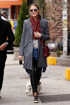 Olivia Palermo - April 26, 2015