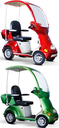 Electric mobility scooter, golf cart, golfcart, four wheel scooter, (not Mobility Scooters, Electric Scooter, Future Car, Go Kart, Golf Carts, Baby Strollers, Bicycle, Fibromyalgia, Motors