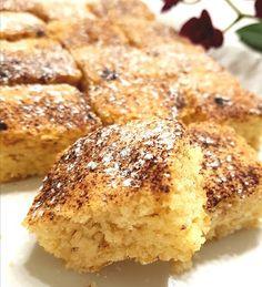 Tips på 5 olika bröd, smartpoints per bit Cookie Desserts, No Bake Desserts, Dessert Recipes, Bagan, Grandma Cookies, Cake Bites, Swedish Recipes, Everyday Food, Baking Recipes