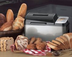 Best Bread Machine Guide with the most complete Bread Machine Reviews from Experts and Bakers. Learn more about Bread Machine Recipes, Tips, and Resources.  http://betterbreadmaker.com