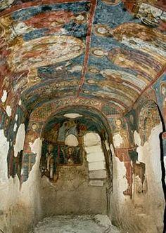 Derinkuyu: (Underground City) in Turkey