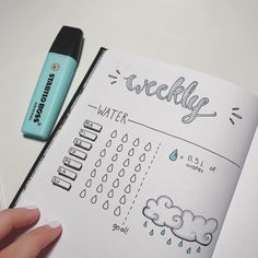 Incredibly Helpful Bullet Journal Layouts To Plan & Track Your Life in 2019 Need some tips and inspiration to get yourself organized and track your life in Here are bullet journal layouts, spreads and collections to help you. Bullet Journal Weekly Layout, Bullet Journal Mood, Bullet Journal Hacks, Bullet Journal Ideas Pages, Bullet Journal Spread, Bullet Journal Inspiration, Bullet Journal Water Tracker, Bullet Journal Starter Kit, Water Journal