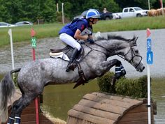 Jacob Fletcher and Atlantic Domino. Photo courtesy of Rather Be Riding Photography.  CHC International CIC3* and Advanced Photo Gallery | Eventing Nation - Three-Day Eventing News, Results, Videos, and Commentary