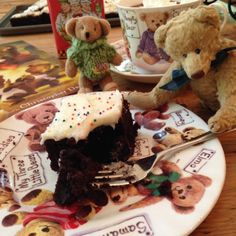 friday feast: baking day at grandma's by anika and christopher denise (+ chocolate cake and a giveaway!) | Jama's Alphabet Soup