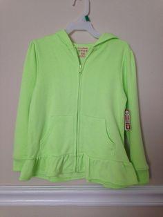 Long Sleeve Girls Jacket With Hoodie 5T #Garanimals #BasicJacket #Everyday