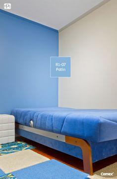Ya conoces nuestras pinturas inteligentes comex - Combinaciones de colores para paredes ...