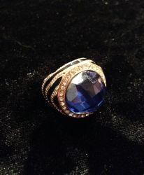 Blue Stone Zebra Ring for sale at Glamhairus.com