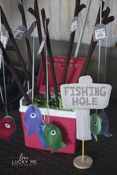Felt Fishing Pole Fa