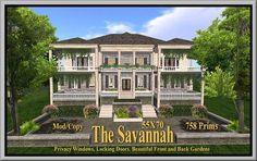 Second Life The Savannah