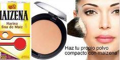 Vimos esta dica numa revista da Espanha e achamos que você iria gostar. Que tal fazer seu próprio pó de maquiagem? Além de disfarçar manchas e olheiras, o pó caseiro tem muitos benefícios para a saúde da sua pele.