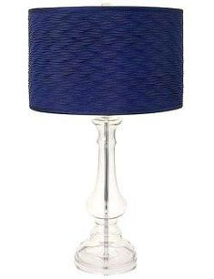 Rippling Tides Shade Table Lamp