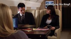 "Also, it's unclear who the pilot is. 17 Tiny things the writers of ""Criminal Minds"" need you to know. Click to see them"