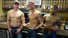 Shirtless Men Now Serving Up 'Hot Cups of Joe'