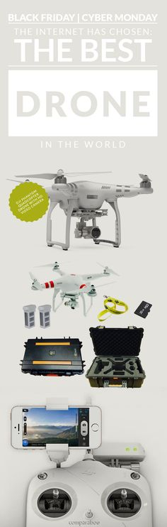 Scout the sky. Congratulations @DJIGlobal on the most advanced and highly rated #drone on the market www.comparaboo.com | @comparaboo