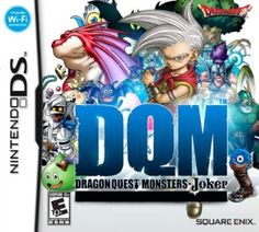 Dragon Quest Monsters: Joker by Square Enix #videogames #gamer #xbox #nintendo #playstation