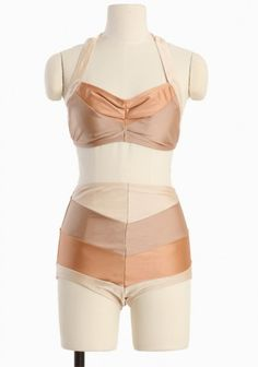 Vintage Sun Swimsuit
