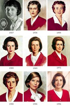 Betty is ageless. Which picture is inside your cookbook?