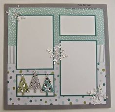 All is calm layout  Scrapbooking 247