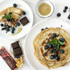 Super einfache x leckere Crepes! Perfekt auch für ein Muttertagsfrühstück ❤️
