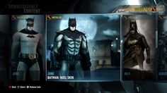 Glitch in Recent DLC Reveals Future Arkham Knight Skin Video Game Reviews, Video Game News, Future Batman, Latest Video Games, Batman Arkham Knight, First Site, Game Guide, My Children, Funny Memes