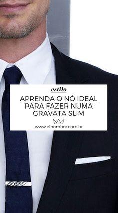 nó, gravata, slim
