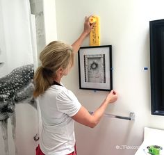 How To Hang Two Pictures Side By Side Hanging Art