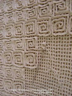 Crocheted Rug. I am still trying to figure out how it is done. No written instructions on <i>румынское</i> site.
