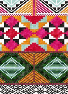 Tesoro Multi wool and bamboo fibre handknotted rug, Inigo Elizalde.