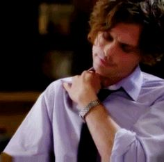 doctor spencer reid <3