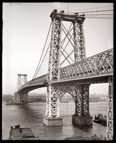 Williamsburg Bridge 1903