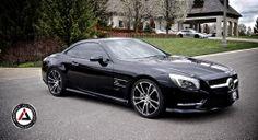 Mercedes-Benz Brabus SL550 by Inspired Autosport #mercedes #mbtuning #inspiredautosport