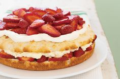 Best Apples For Baking, Fruit Pizzas, Delicious Desserts, Dessert Recipes, Caking It Up, Sweets Cake, Strawberry Desserts, Instant Pudding, Kraft Recipes