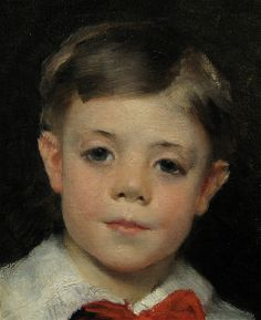 John Singer Sargent...kind of looks like Levi!