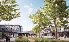 Chybik + Kristof Architects - francouzska Brno