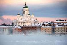 Winter Fun 16.1.-9.2.2014 in Helsinki! Escape the cold weather and enjoy offers from various sights, shops and restaurants!