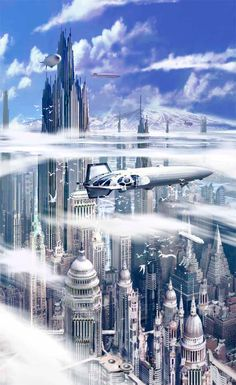 The Art Of Animation, Stephan Martiniere