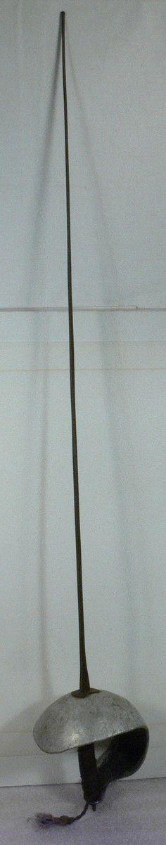 "@fencinguniverse : Vintage Italian Fencing Foil Sword Modele Depose 41"" Maker Marked  $19.99 End Date: Wed http://aafa.me/2axKNRn http://aafa.me/2aJXw6W"
